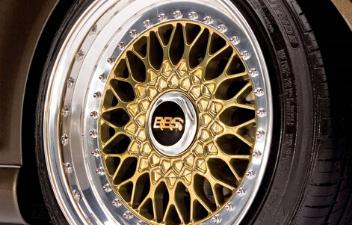 50 Years of BBS Wheels
