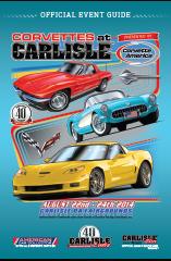 2014 Corvettes at Carlisle