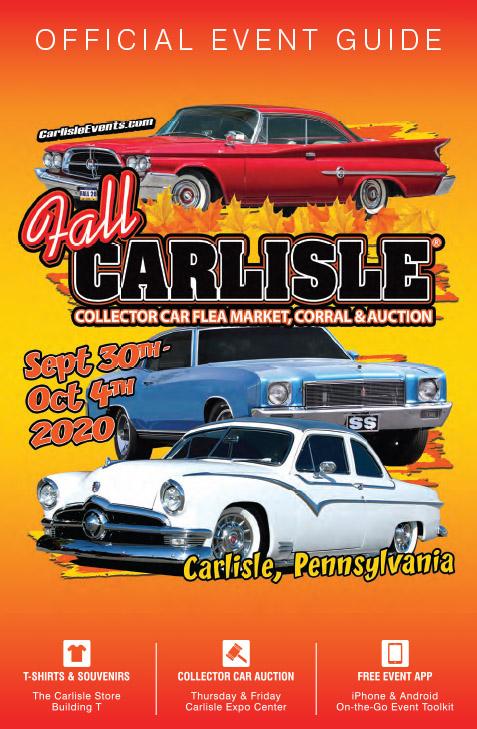 2020 Fall Carlisle